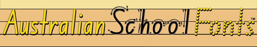 Australian school fontsinstant download aussie handwriting fonts australian school fonts home about styles fandeluxe Choice Image